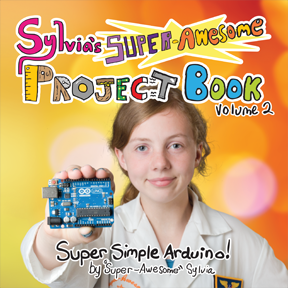 Sylvia's Super-Awesome Books